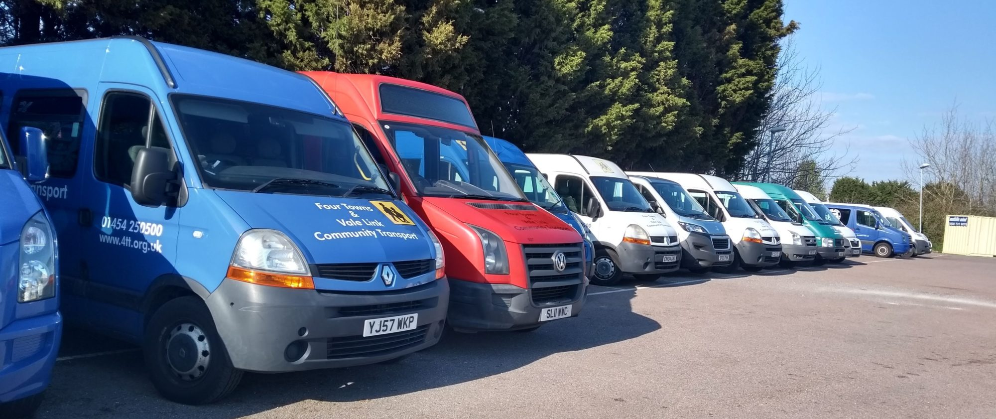 Four Towns and Vale Link Community Transport